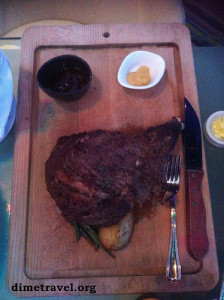 36 oz steak Hong Kong