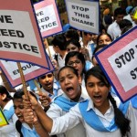 india fight against rape
