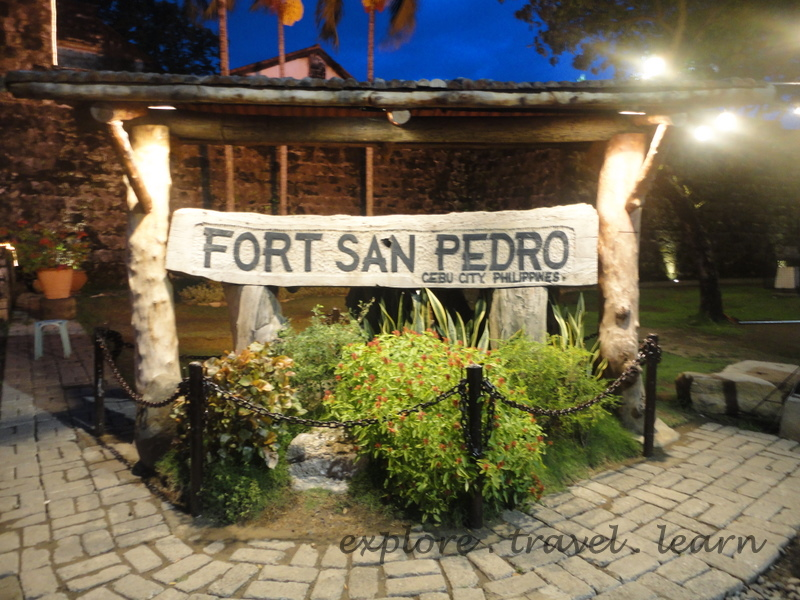 fort san pedro cebu nightlife