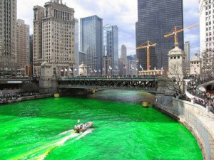 when is st patrick day