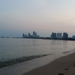 pattaya before sunset