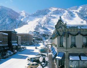 colorado vacation destination aspen-mountain