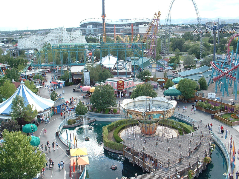 Elitch Gardens New Ride 2014 Pictures To Pin On Pinterest