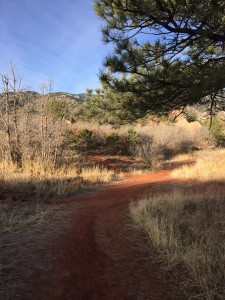 hiking photos - Red Rock Trail
