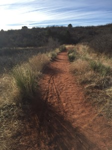 hiking photos - Red Rock Trail 8:30 am