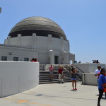 Griffith Park Observatory LA side