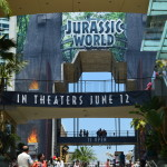 hollywood boulevard jurassic park