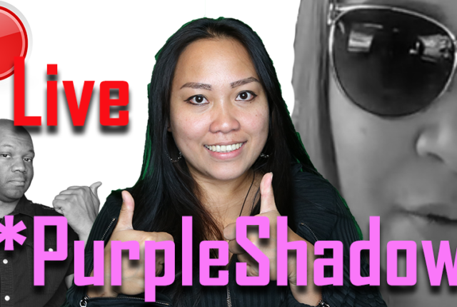 Live Q & A with purpleShadow bw
