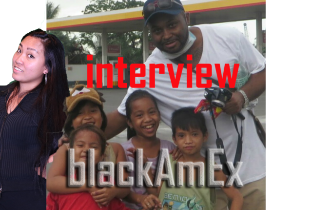 Black American Expat Interview in the Philippines